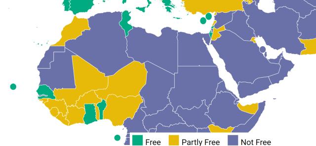 Demokrati i Mellanöstern