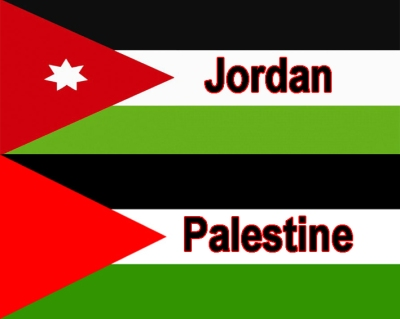jordan palestine